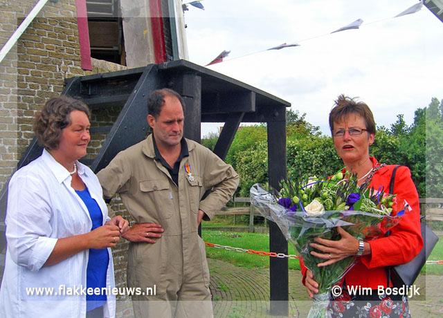 Foto behorende bij Molenenaars krijgen Koninklijke Onderscheiding