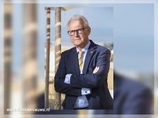 Foto behorende bij Jan Pieter Lokker waarnemend burgemeester Goeree-Overflakkee