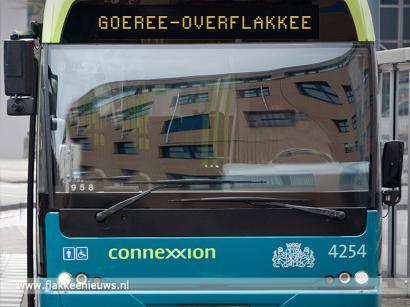 Foto behorende bij Busvervoer Goeree-Overflakkee en Hoeksche Waard naar Connexxion