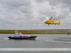 Foto behorende bij Geslaagde Reddingbootdag