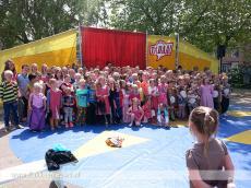 Foto behorende bij Circusartiest voor een dag in Den Bommel