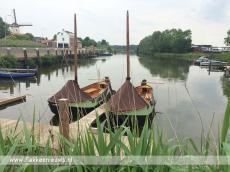 Foto behorende bij Steun in de rug voor duurzaam varen op havenkanalen