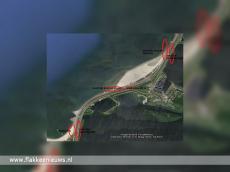 Foto behorende bij Wegdek Brouwersdam wordt veiliger